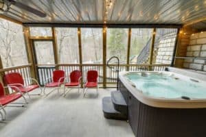 emory house hot tub